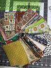 5 Inch Charm Squares Quilting Precut Fabric  2+ Pounds