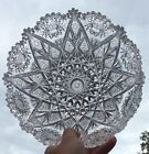 9 1 2 Expanding Star ABP Cut Glass Bowl THE HIGHEST QUALITY BLANK