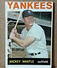 Comprehensive Guide to 1960s Mickey Mantle Cards 125