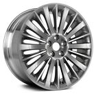 For Lincoln MKZ 13 16 20 I Spoke Silver 19x8 Alloy Factory Wheel Remanufactured
