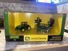 1 64th Scale John Deere 8220 Tractor with 1990 CCS Air Seeder Die Cast