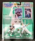 1997 Starting Lineup Classic Doubles Troy Aikman & Roger Staubach-Dallas Cowboys