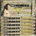 2016 Topps The Walking Dead Survival Factory Sealed HOBBY Box-4 HITS!