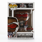 Funko Pop Falcon and the Winter Soldier Figures 31
