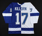 Alex Killorn Signed Tampa Bay Lightning Jersey (PSA COA) 2020 Stanley Cup Champ