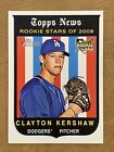 Clayton Kershaw Rookie Cards and Autograph Memorabilia Guide 26
