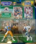 1999-00 Starting Lineup Classic Doubles Troy Aikman Dallas Cowboys and UCLA