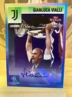 2021 Topps Merlin Heritage 95 UEFA Champions League Soccer Cards - Missing Gio Reyna Autographs Update 31