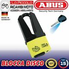 Disc Block ABUS Granit Quick 37 60 70 14 24 11 MM For Mopeds and Scooter