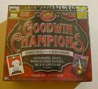2018 Upper Deck Goodwin Champions Hobby Box Factory Sealed FASC