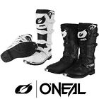 2021 ONEAL RIDER PRO MOTOCROSS MX ENDURO OFF ROAD BIKE BOOTS BLACK or WHITE
