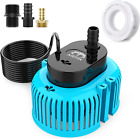 AISITIN Swimming Pool Cover Pump 80W 850GPH Pool Pump Above Ground Automatic W