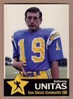 Johnny Unitas Cards, Rookie Card and Autographed Memorabilia Guide 5