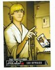 2013 Topps Star Wars Illustrated: A New Hope Trading Cards 15