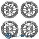 Mercury Mountaineer 18 Factory OEM Wheels Rims Set Machined with Silver 6L9Z