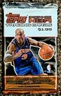 2004-05 Topps NBA Trading Cards, 21 RETAIL Packs, 2nd Year LeBron James