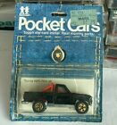 Tomica Tomy Pocket Cars Toyota Hilux 4wd made in Japan