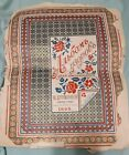 Antique Vintage Russian or Ukrainian Embroidery Patterns Dated 1898 15 Pages