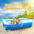 Large Inflatable Swimming Pool Family Lounge Pool Backyard For Kids Child Adult