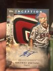 2018 Topps Inception Baseball Cards 27
