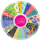 19 FAT QUARTERS Tula Pink Monkey Wrench COMPLETE Set