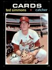 Top 10 Ted Simmons Baseball Cards 32