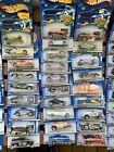 Hot wheels diecast lot of 132 cars 164 scale