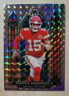 PATRICK MAHOMES 2020 PANINI MOSAIC STAINED GLASS PRIZM KC CHIEFS CASE HIT GEM