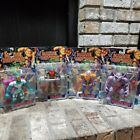 Lot of 4 90s Marvel Universe Action Figures NIP Deep Space Cable Colossus