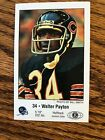 Walter Payton Football Cards, Rookie Card and Autograph Memorabilia Guide 21