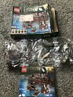 LEGO 79016 Attack on Lake-town Hobbit Factory Sealed Bags Retired Damaged Box