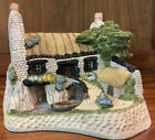 David Winter Cottages Scottish Collection The House on the Loch 1988 Mint COA