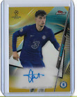 2019-20 Topps Finest UEFA Champions League Soccer Cards 38