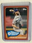 Top Clayton Kershaw Cards to Collect 15