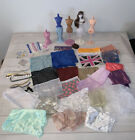 Harumika Style Your Imagination Lot Mannequins Forms Fabric Clothes Accessories
