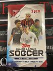 2020 Topps MLS Soccer Sealed Hobby Box 3 Autos or Relics NEXT DAY SHIPPING