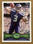 You May Have Russell Wilson Rookie Cards, But Do You Have His First Card? 20