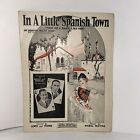 1926 In A Little Spanish Town Twas On A Night Like This Waltz Sheet Music