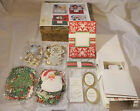 Anna Griffin Christmas Pop Up Card Making Kit 50 Card Kit Retired
