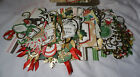96 Anna Griffin Holiday Vintage Collage Card Toppers Cardstock Die Cuts