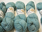 8 skeins Plucky knitter Bello Worsted yarn Thank You Note color