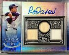 Rod Carew 2021 Topps Sterling Auto Autograph Jersey Bat Relic #7 10 Twins 🔥