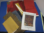 Thimbleberries Log Cabin Bouquet Quilt Kit STARTED 585 Square w Most Fabric