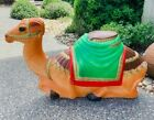 Vintage Empire Christmas Nativity Camel Plastic Lighted Blow Mold 28 Long