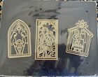 Anna Griffin MINI NATIVITY Cut  Emboss Die Set with Magnetic Sheet New