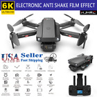 Professional Drones GPS 5G FPV 6K HD Dual Camera Foldable Brushless Quadcopter