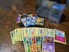 Pokemon Card Lot Over 100 Cards GXEXV Includes Mystery Graded Card