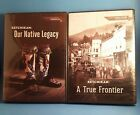 Ketchikan Our Native Legacy  Ketchikan A True Frontier 2 Documentary Dvds NEW