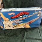 Vintage Hot Wheels Thundershift 500 In Box Incomplete For Replacement Parts 1974