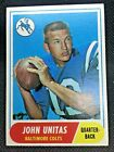 Johnny Unitas Cards, Rookie Card and Autographed Memorabilia Guide 22